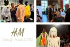 Конкурс для дизайнеров H&M Design Award проводит H&M