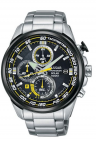 Pulsar PZ6003X1 Solar Watch Mens Chronograph Rally