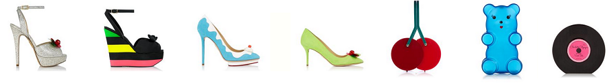 Charlotte Olympia Archies Girls 1